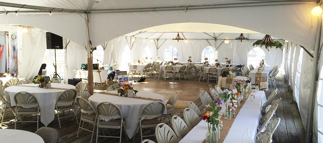 1040-under-tent-wedding-01 & Wedding Receptions Wedding Halls Gloucester Cape Ann North ...